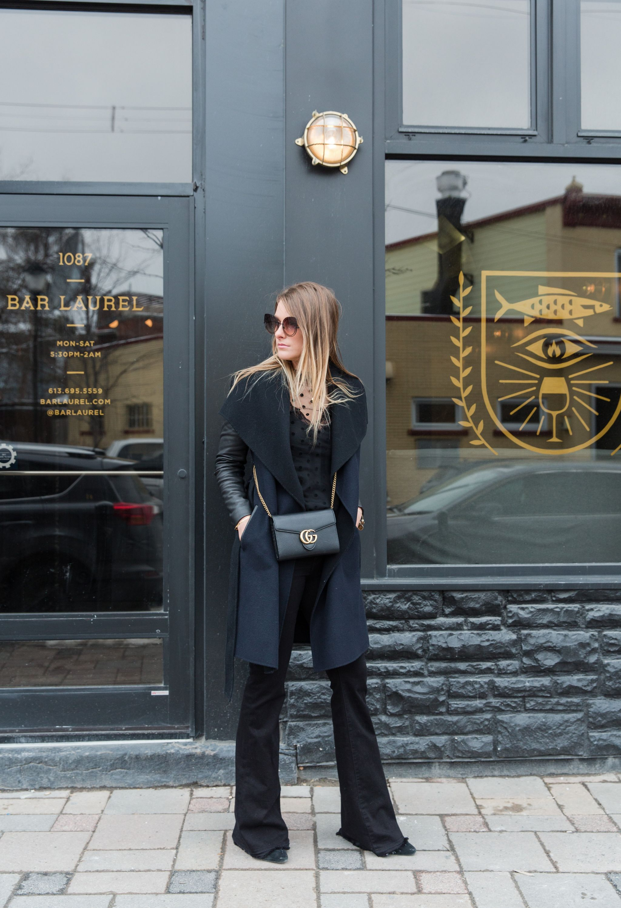 ottawa bar laurel, life with aco, Ottawa fashion blogger