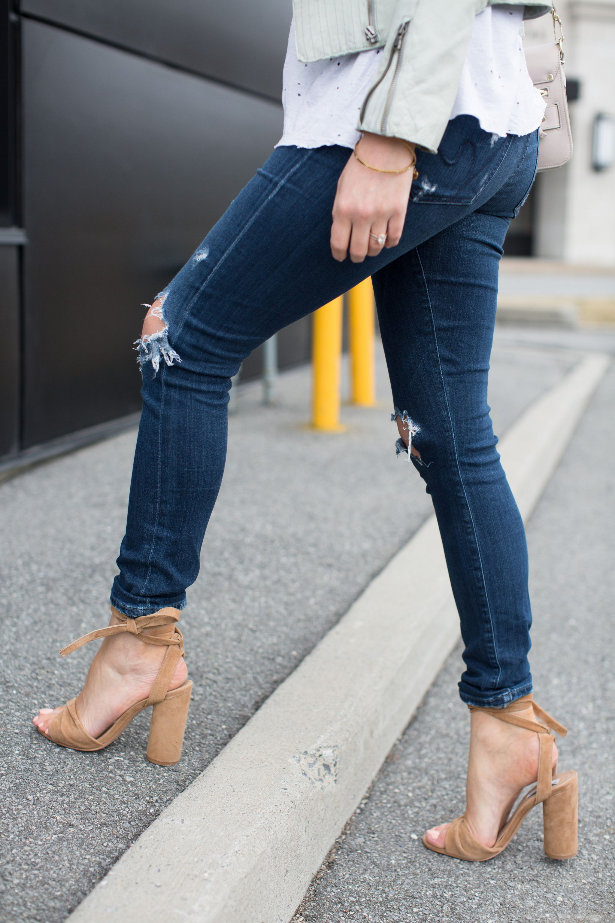 shopbop sale picks, life with aco, acoest1984, citizens of humanity jeans and sandals