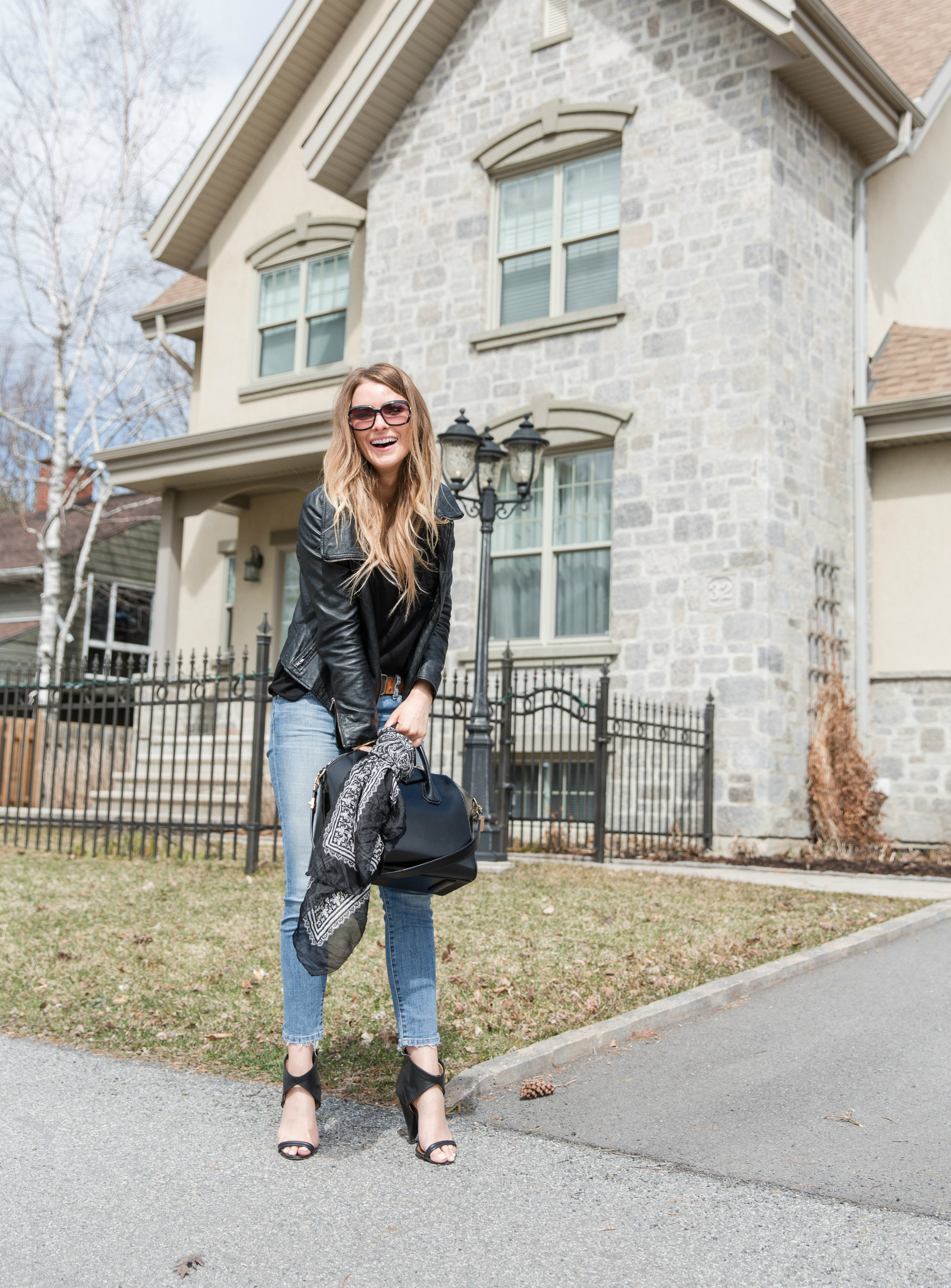 amanda conquer, life with aco, Ottawa blogger, spring outfit on street style