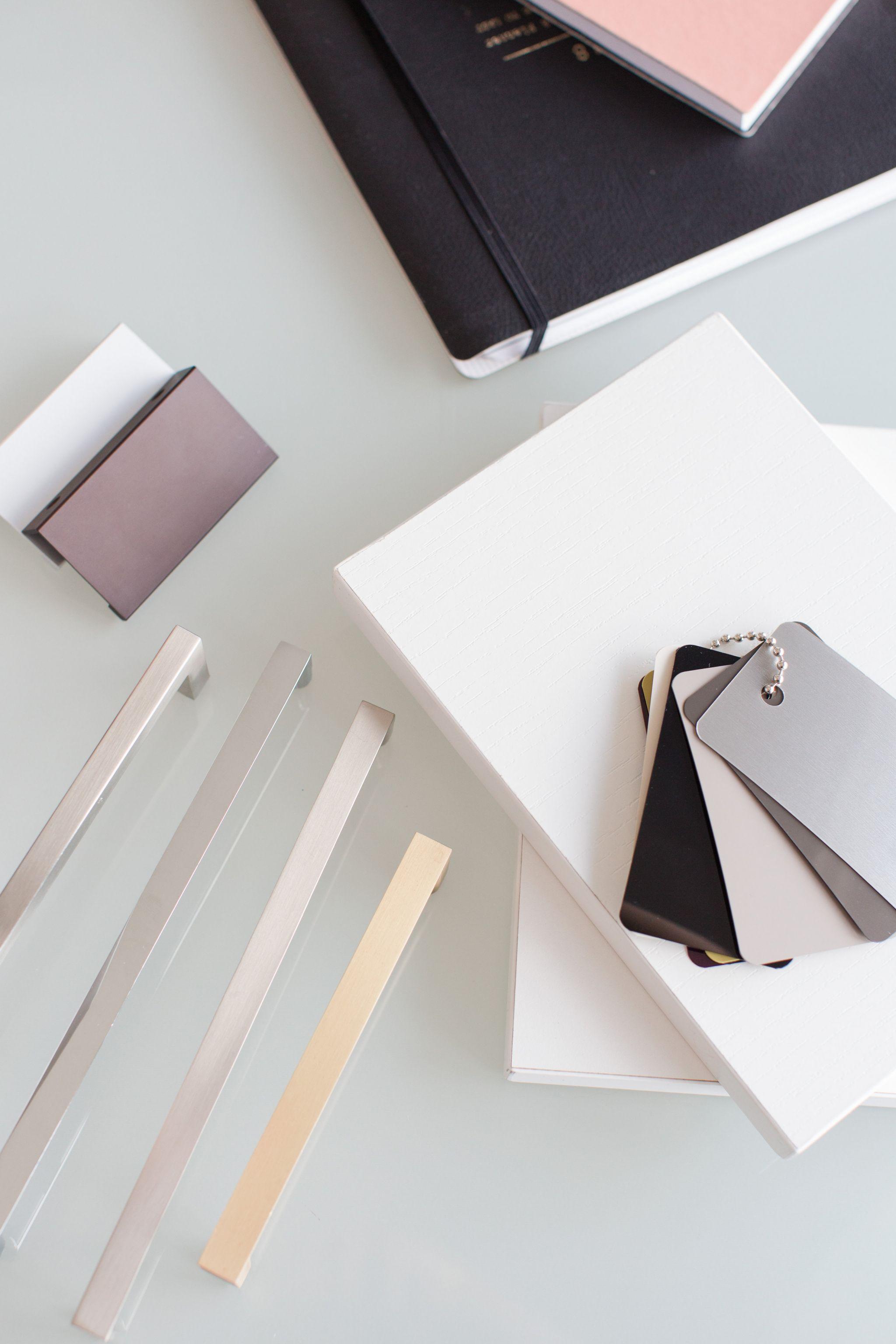 closet samples, California closets design mock up