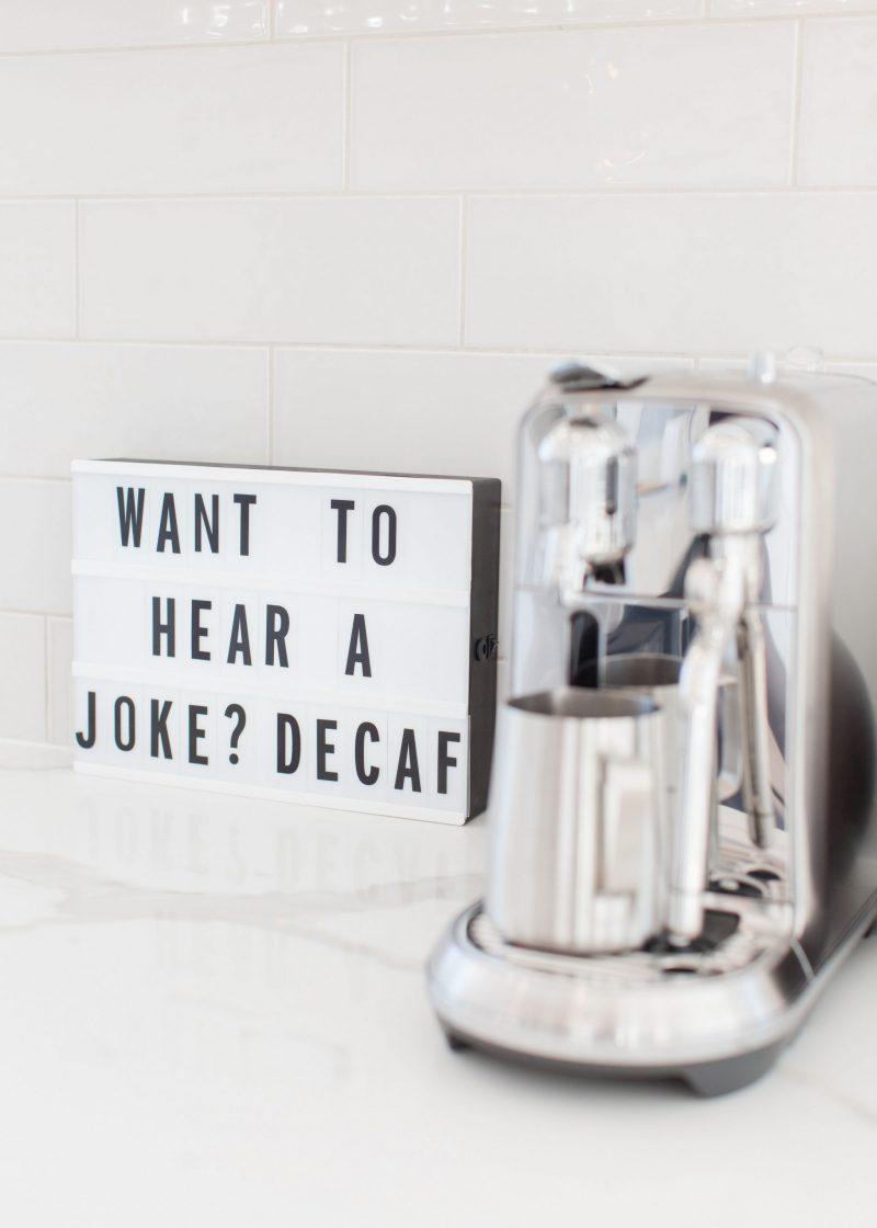 Nespresso creatista, kitchen home decor