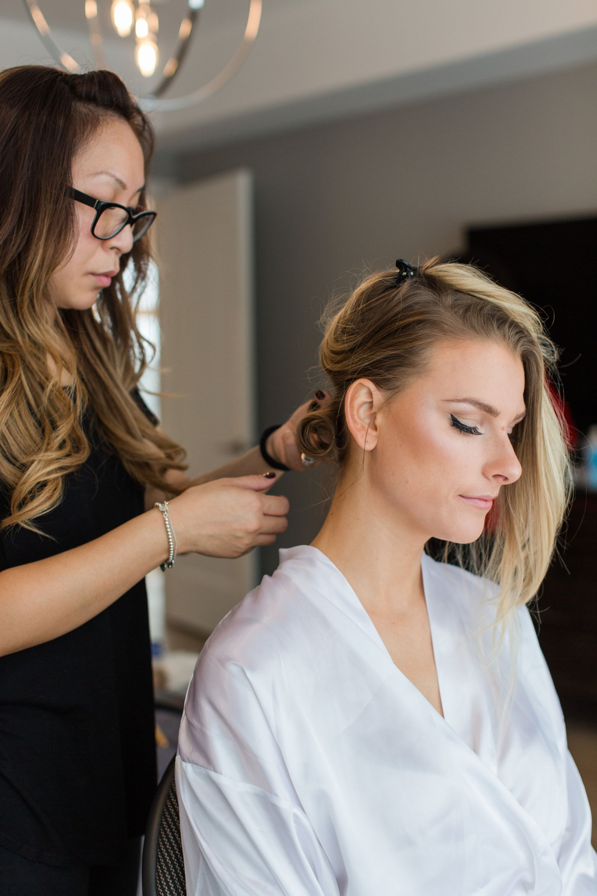 ferrante salon ottawa bridal wedding hair