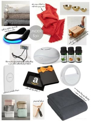 gift swap ideas under $30, gift guide for yankee swap