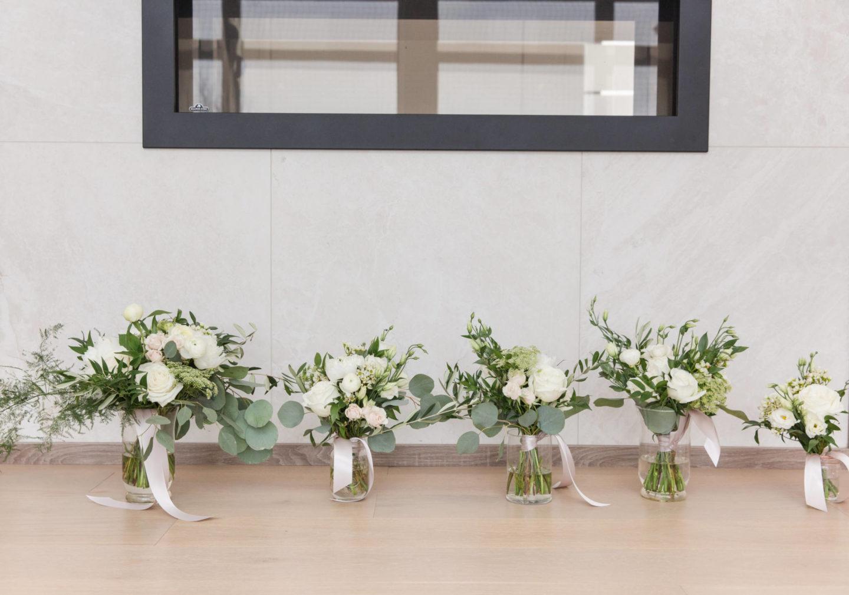 wedding bouquets in vases ottawa florist