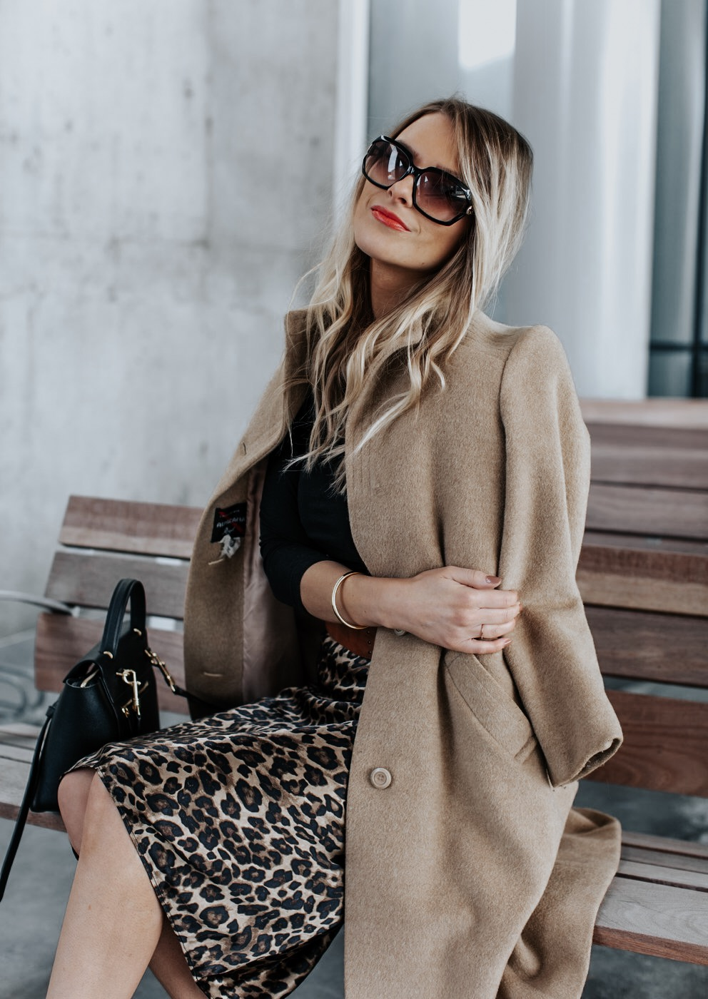 1fa77f0f4b LEOPARD MIDI SKIRT WITH ANKLE BOOTS - Life with A.Co by Amanda L ...