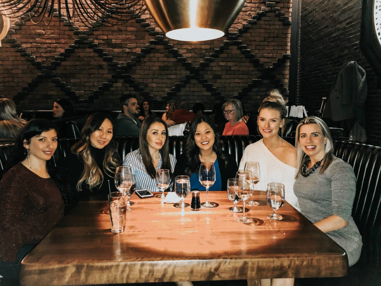 Joey Lansdowne ottawa girls night out