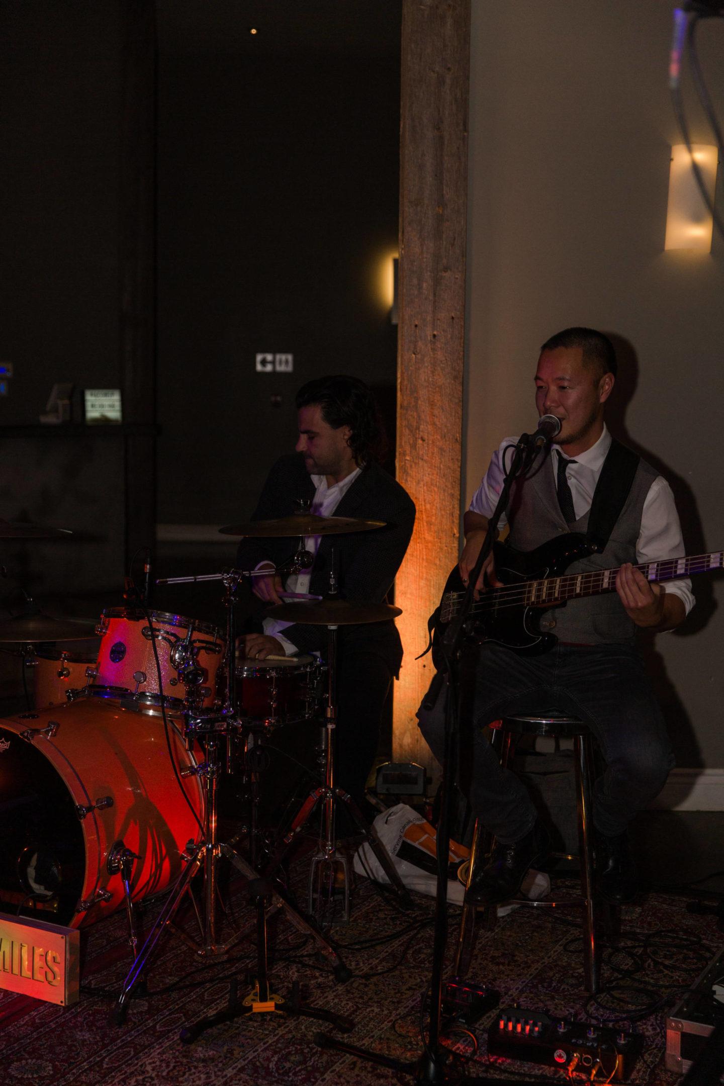 best Ottawa wedding band, Jackson miles trio